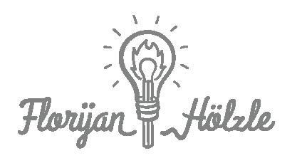 Florijan Hölzle Logo