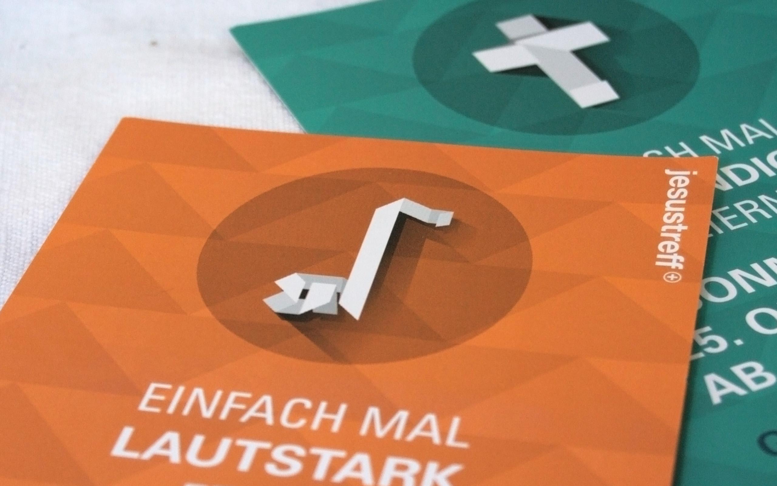 JT Jubiläum Flyer Detail